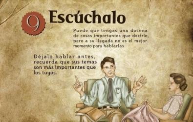 Imagen de la Guía de la buena esposa, de la Sección Femenina